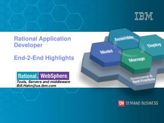 Rational Application Developer End-2-End Highlights