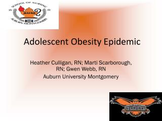 Adolescent Obesity Epidemic