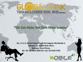 No. 2-11-3, Presint Alami,Pusat Perniagaan Worldwide 2, Seksyen 13, 40100 Shah Alam,