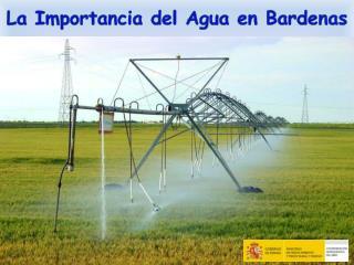 La Importancia del Agua en Bardenas