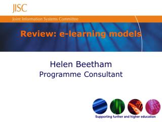 Review: e-learning models