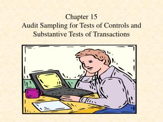 Chapter 15 Audit Sampling for Tests of Controls and Substantive Tests of Transactions