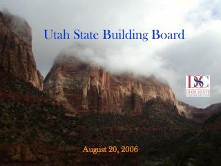 Utah State Building Board