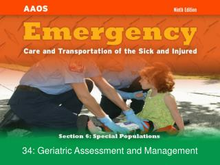 34: Geriatric Assessment and Management