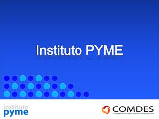 Instituto  PYME