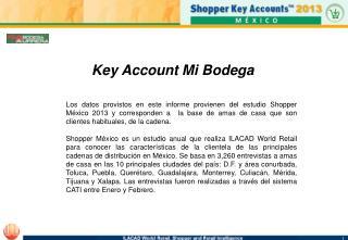 Key Account  Mi  Bodega