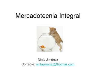 Mercadotecnia Integral