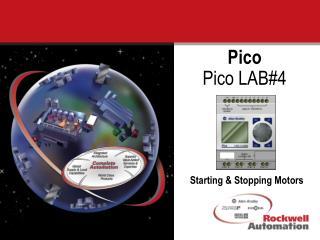 Pico Pico LAB#4