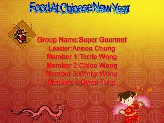 Food At Chinese New Year