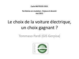 Le choix de la voiture électrique, un choix gagnant ?