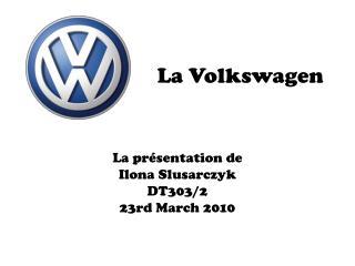 La Volkswagen