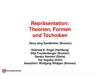 Einführung: Repräsentation – ein Schlüsselthema