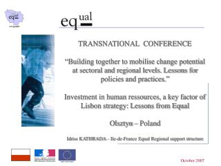 TRANSNATIONAL  CONFERENCE