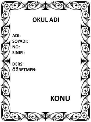 OKUL ADI