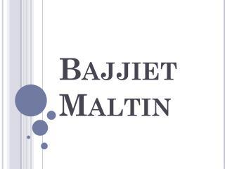 Bajjiet Maltin