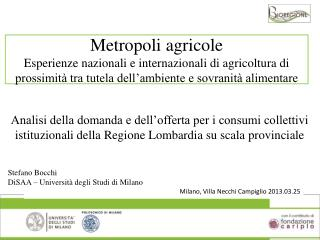 Metropoli agricole