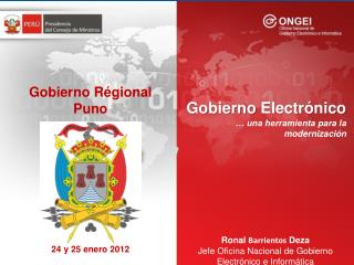 PROGRAMA DE OBRAS 2012