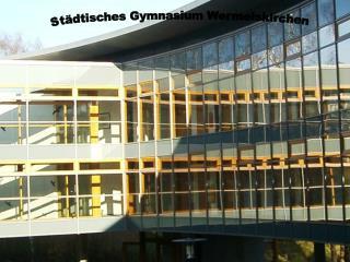 Städtisches Gymnasium Wermelskirchen
