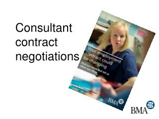 Consultant contract negotiations