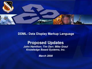 DDML: Data Display Markup Language