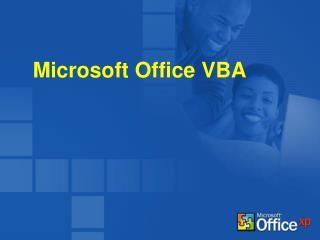 Microsoft Office  VBA