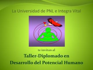 La Universidad de PNL e Integra Vital