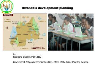 Rwanda�s development planning