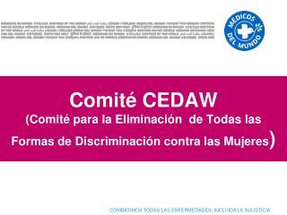 Comité CEDAW