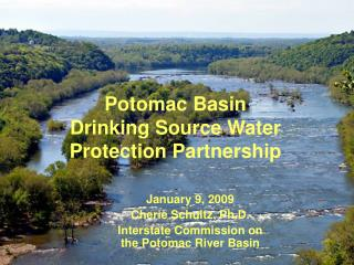 Potomac Basin Drinking Source Water Protection Partnership