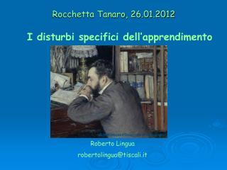 Rocchetta Tanaro, 26.01.2012