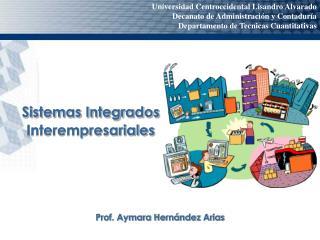 Sistemas Integrados Interempresariales