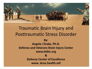 Traumatic Brain Injury and Posttraumatic Stress Disorder