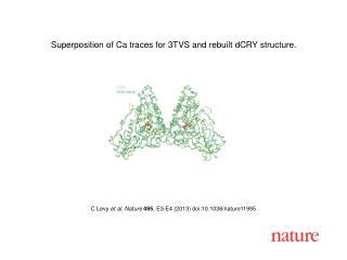 C Levy et al. Nature  495 , E3-E4 (2013) doi:10.1038/nature11995