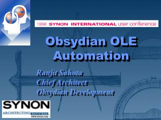 Obsydian OLE Automation
