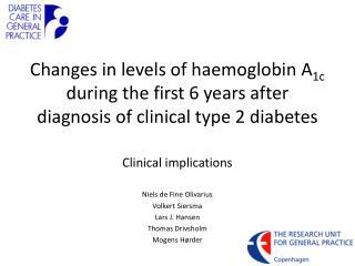 Glucose-lowering trials in type 2 diabetes