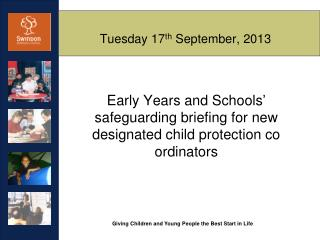 Tuesday 17 th  September, 2013