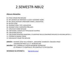 2.SEMESTR-NBU2