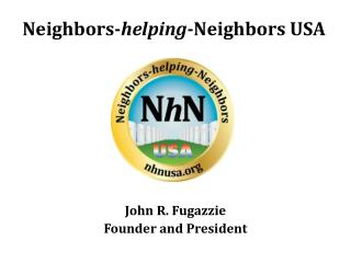 Neighbors- helping -Neighbors USA
