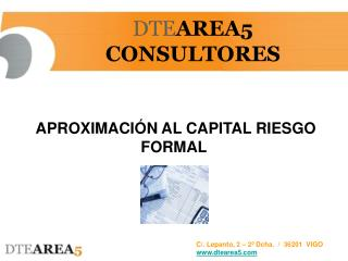 APROXIMACIÓN AL CAPITAL RIESGO FORMAL