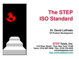 STEP  Tools, Inc. 216 River Street / Troy, New York 12180