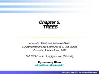 Chapter 5.   TREES