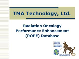 TMA Technology, Ltd.