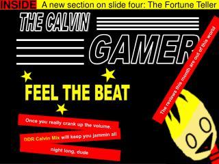 THE CALVIN