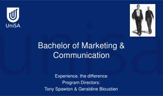 Bachelor of Marketing & Communication