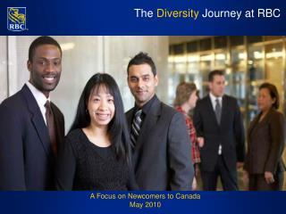 The  Diversity  Journey at RBC