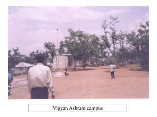Vigyan Ashram campus