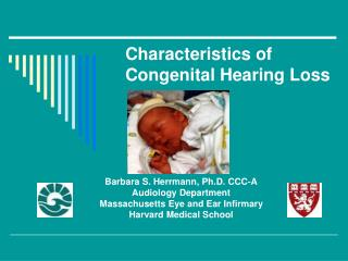 Characteristics of Congenital Hearing Loss