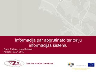 Informācija par apgrūtināto teritoriju informācijas sistēmu