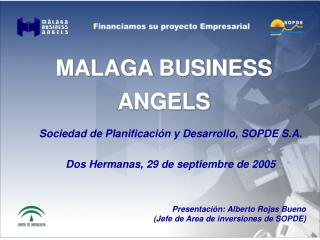 MALAGA BUSINESS ANGELS