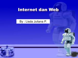 Internet dan Web